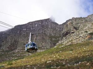 Cableway on Table Mountain