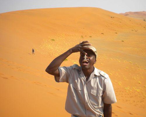 Namibia - Magazine cover