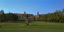 Union Buildings w Pretorii