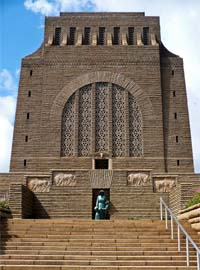 Voortrekker Monument and museum in Pretoria