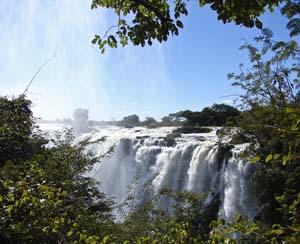 Wycieczka do Wodospadu Wiktorii